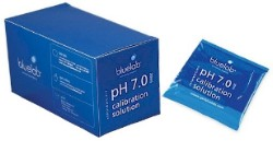 7.0 pH Bluelab Calibration Solution 20ml sachet pack of 25