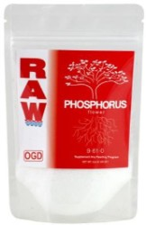 NPK Raw Phosphorus 0.125 Lb Dry