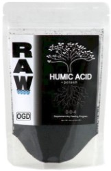 NPK Raw Humic Acid 2 Lb Dry