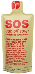 Roots Organics Sap Off Soap 1 oz
