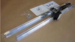 Light Rail 3.5 System with 10 RPM Motor (Rail & Motor) - OPEN BOX ITEM