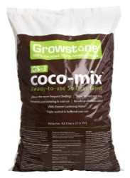 Growstone GS-3 Coco Mix 1.5 cu ft pallet of 60