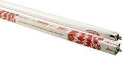 Spectralux T5 54 Watt HO Lamp 4 Ft Red 3000k