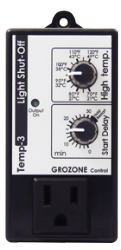 Grozone Control TP3 High Temperature Shut Off Tempstat