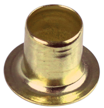 "Brass Tubing Insert for .200"" OD Poly Tubing"