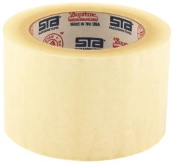 "Tape Clear 3"" x 110 yd case of 24"