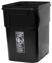 EZ Store Container/Bucket 13 Gallon with Lid pallet of 45