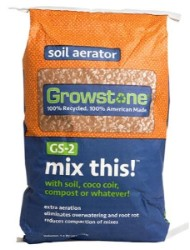 Growstone GS-2 Mix This! Soil Aerator 1.5 cu ft