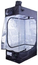 Sun Hut Fortress 85 - 2.5 ft x 4.6 ft x 7.1 ft