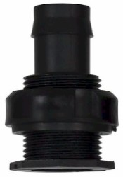 Botanicare Ebb & Flow fill/drain fitting 1""