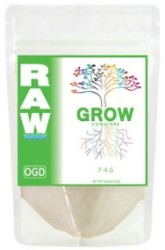 NPK Raw Grow 8 oz