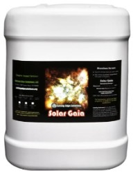 Cutting Edge Solar Gaia 2.5 Gallon