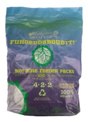 Organic Mechanics Fuhgeddaboutit! Root Zone Feeder Packs