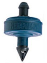 Netafim Self Piercing Pressure Compensating Emitters w/ Internal Check Valve - 0.5 GPH