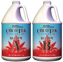 Cocotek Coco Bloom Part A & B Gallon