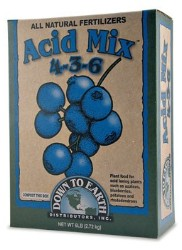 Down To Earth Acid Mix 4-3-6 - 6 lb
