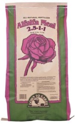 Down To Earth Alfalfa Meal - 25 lb