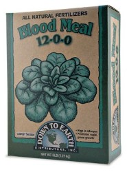 Down To Earth Blood Meal 12-0-0 - 5 lb