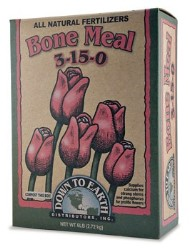 Down To Earth Bone Meal 3-15-0 - 6 lb