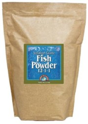 Down To Earth Fish Powder - 5 lb (5/Cs)
