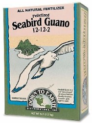 Down To Earth Seabird Guano 12-12-2 - 5 lb