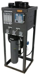 Professional Reverse Osmosis System - Catalytic Carbon - 4000 GPD