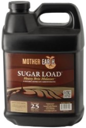 Mother Earth Sugar Load Heavy Brix Molasses 2.5 Gallon