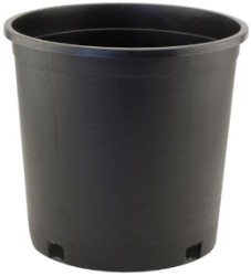 Gro Pro Nursery Pot w/ Textured Sides # 2 case of 100