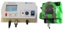 Milwaukee MC720 pH Controller w/ Dosing Pump Kit