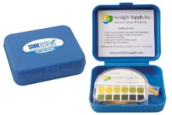 SureTest pH Test Strip Kit 5.5 - 8.0