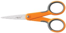 Fiskars Premier No.5  Softgrip Micro-Tip Scissors
