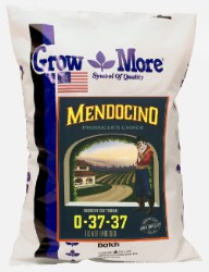 Grow More Mendocino Flower Hardener (0-37-37) 25 lb