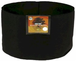 Gro Pro Essential Round Fabric Pot 20 Gallon