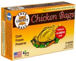 True Liberty Chicken Bags 10 Pack