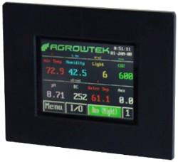 AgrowTouch Color Touch Screen for GC-Pro