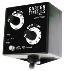 Grozone Garden Controls Cycle Timer