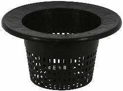 "NGW 8"" Mesh Pot Bucket Lid case of 50"
