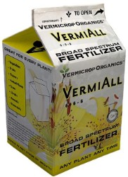 Vermicrop VermiAll Purpose Broad Spectrum Fertilizer 1 Gallon
