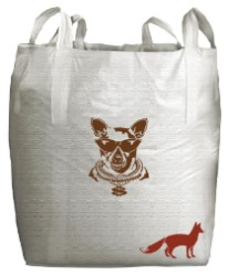 Lucky Dog K-9 Grower's Blend Bulk Tote 55 Cu Ft (FL, IN, MO Label)