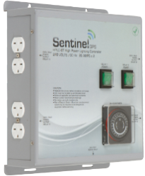 Sentinel GPS HPLC-8T High Power Lighting Controller 8 Outlet w Timer