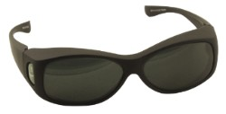 Grow Goggles Dark Green Fit Over