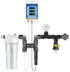 Dosatron Nutrient Delivery System - EC(PPM)/pH/Temp Monitor Kit
