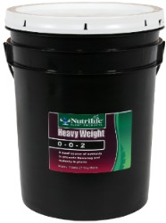 Nutrilife Heavy Weight 20 Liter