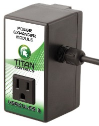 Titan Controls Hercules 3 Power Expander - 15 Amp