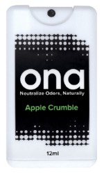 Ona Apple Crumble Spray Card 12 ml pack of 20