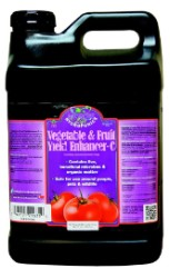 Vegetable & Fruit Yield Enhancer-C 2.5 Gallon