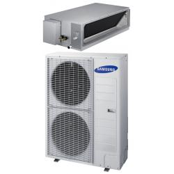 Samsung Mini Split - 48,000 BTU Heat & Cool with Ceiling Mount Head