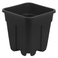 Gro Pro Square Cone Pot 2 Gallon