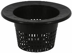 "NGW 8"" Mesh Pot Bucket Lid pack of 10"