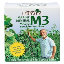 Organic Bountea Marine Mineral Magic M3 20 lb